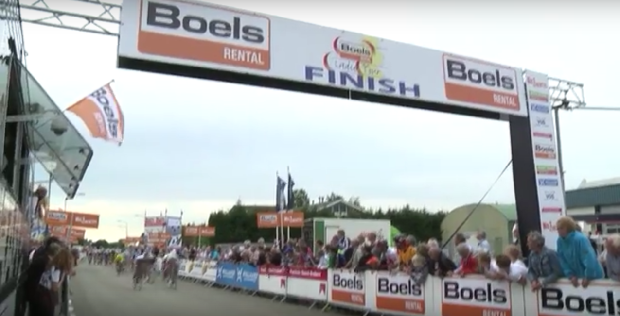 Case video Holland Ladies Tour