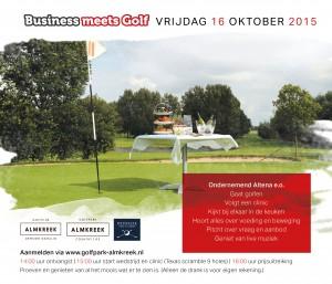 Flyer business meets golf_V3