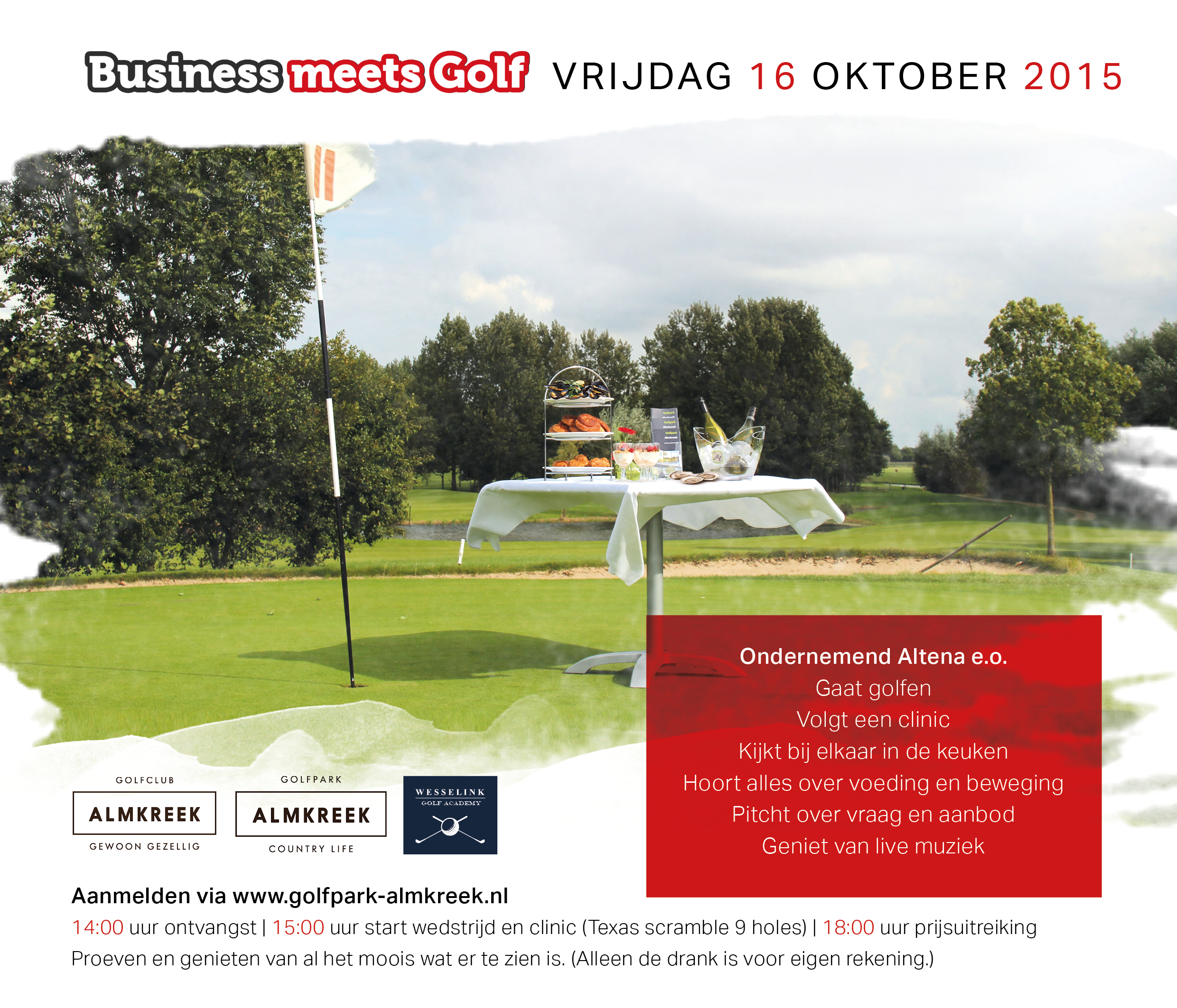 Business Meets Golf 2015