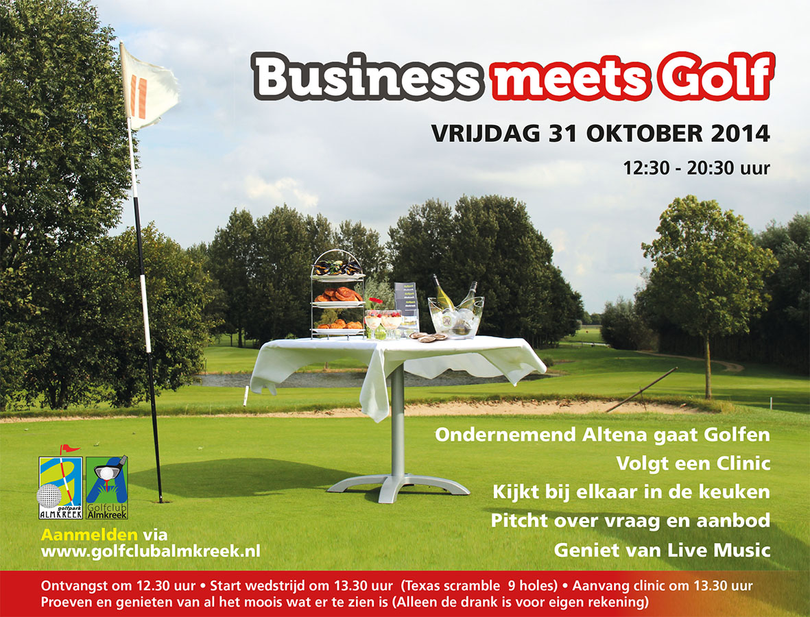 Business Meets Golf 2014