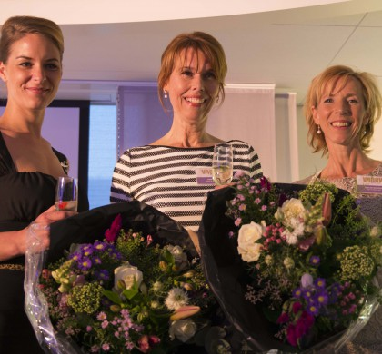 Martine, Mieke, Karin