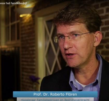 Prof. Dr. R. (Roberto) Flören over de kracht van een commissaris voor het familiebedrijf