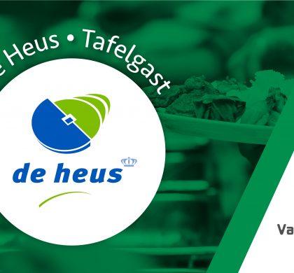 Wereldspeler De Heus: 'Samen voor resultaat van onze klanten en voor de samenleving'