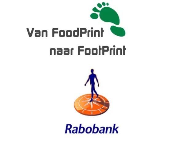 Theo Koekkoek tafelgast namens de Rabobank