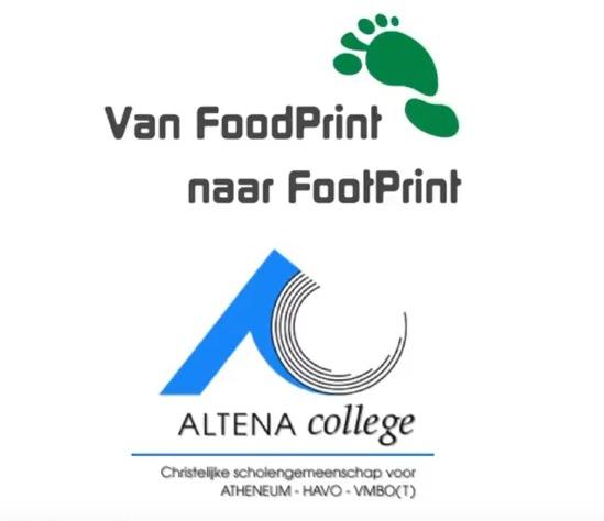 'Van Foodprint naar Footprint' op het Altena College