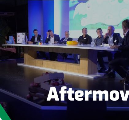 Aftermovie Kennisevent van Foodprint naar Footprint