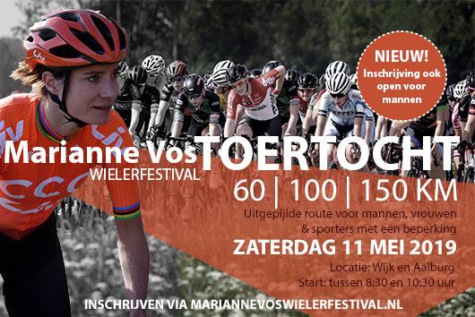 Marianne Vos Toertocht
