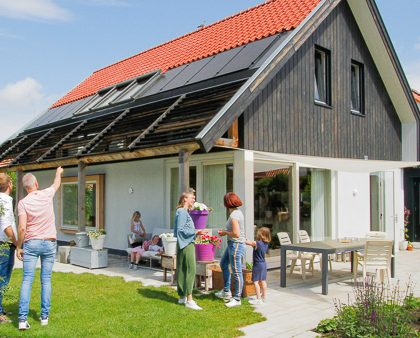 Gemeente Altena doet mee aan de Nationale Duurzame Huizen Route