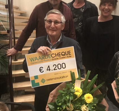 Oerlemans Plastics Goede Doelen Actie steunt lokale initiatieven Altena