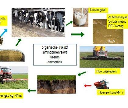 Ammoniak Emissies uit drijfmest