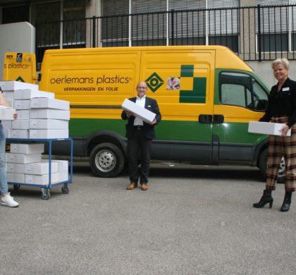 Oerlemans Packaging schenkt 5.000 medische schorten aan Catharina Ziekenhuis Eindhoven