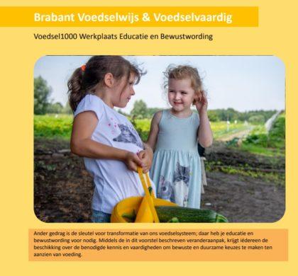 Brabant Voedselwijs & Voedselvaardig