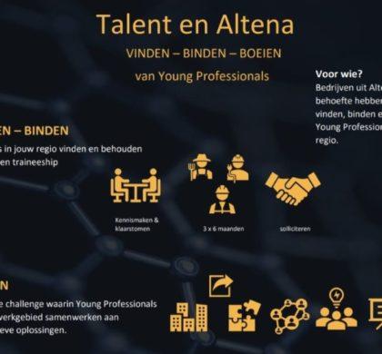 Talent en Altena, is jouw bedrijf al in beeld?