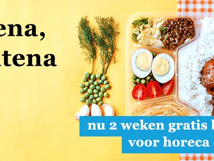 Support your local: gratis ondersteuning bij de bezorging van jouw maaltijdbox!