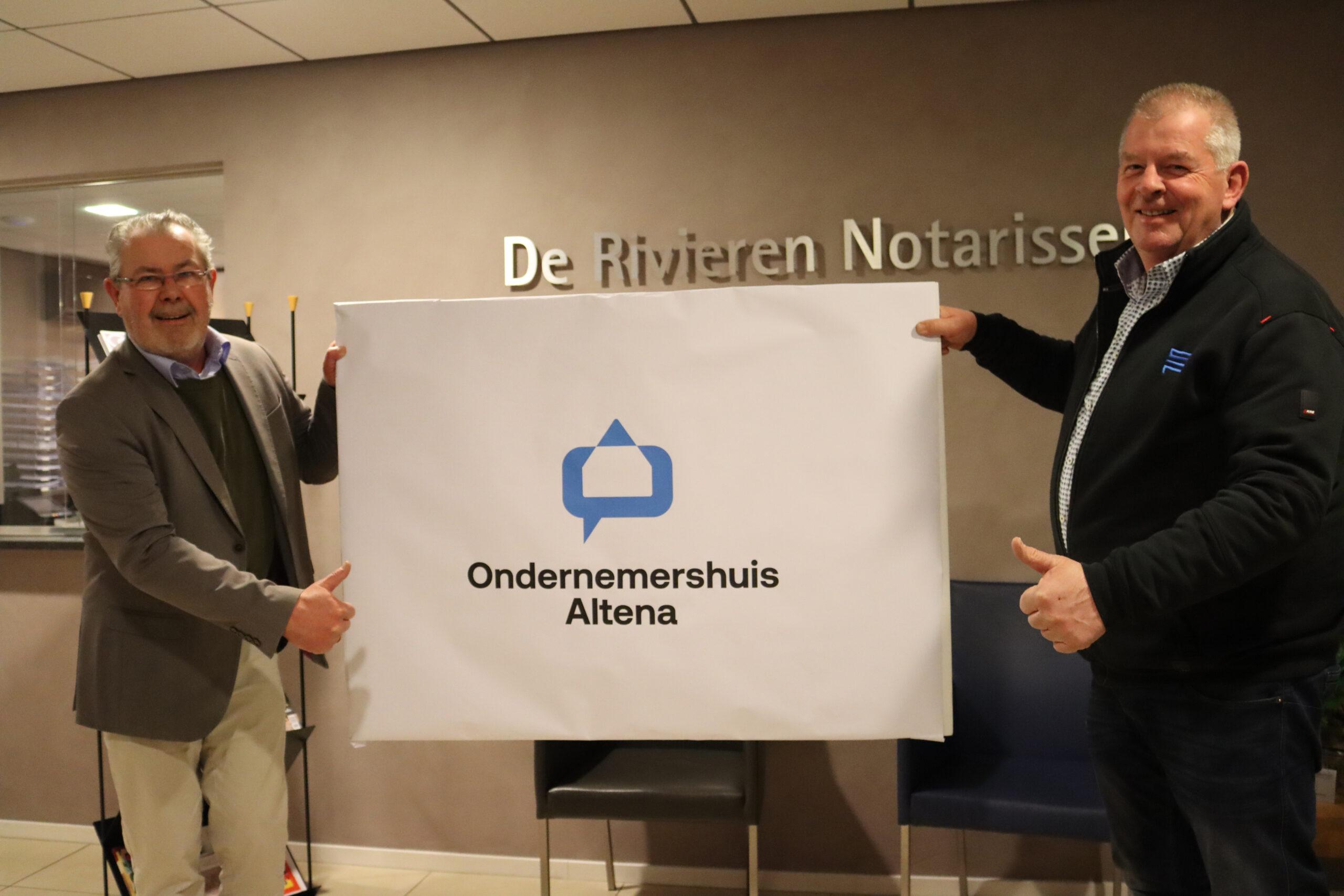 Ondernemershuis Altena van start met gemotiveerd kernbestuur